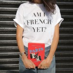 Être Cécile X The Man Repeller – 'Am I French Yet?' t-shirt