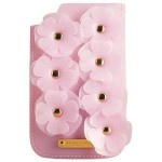 Burberry – Pink Flowers iPhone 5S case