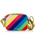 STEVE MADDEN – Rainbow Bboa Crossbody Bag