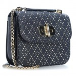 TOMMY HILFIGER – Holiday Collection Turn Lock Bag
